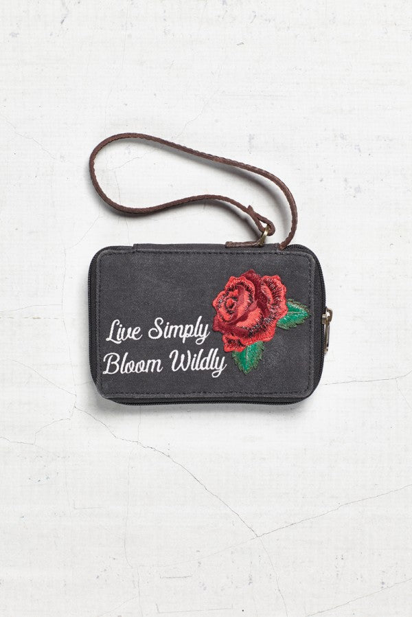 Bloom Wallet By Mona B