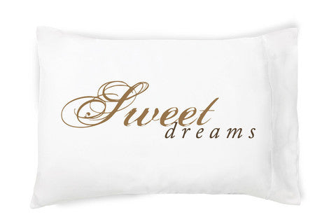 Sweet Dreams Pillow Case by FacePlant Dreams