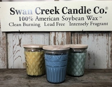 Wildflower Trail Candle By Swan Creek