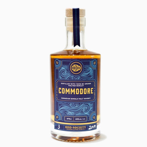 Commodore Single Malt Whisky