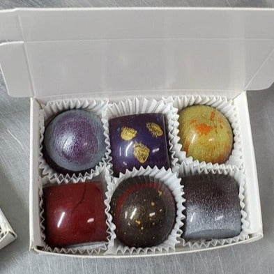 Spirited Chocolates by The Drunken Chocolatier
