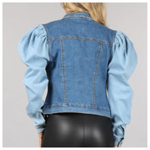 Load image into Gallery viewer, Torri Denim Jacket