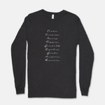 Load image into Gallery viewer, The Fellowship-Long Sleeve Tee