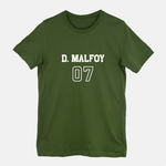 Load image into Gallery viewer, Malfoy's Jersey-Short Sleeve Shirt