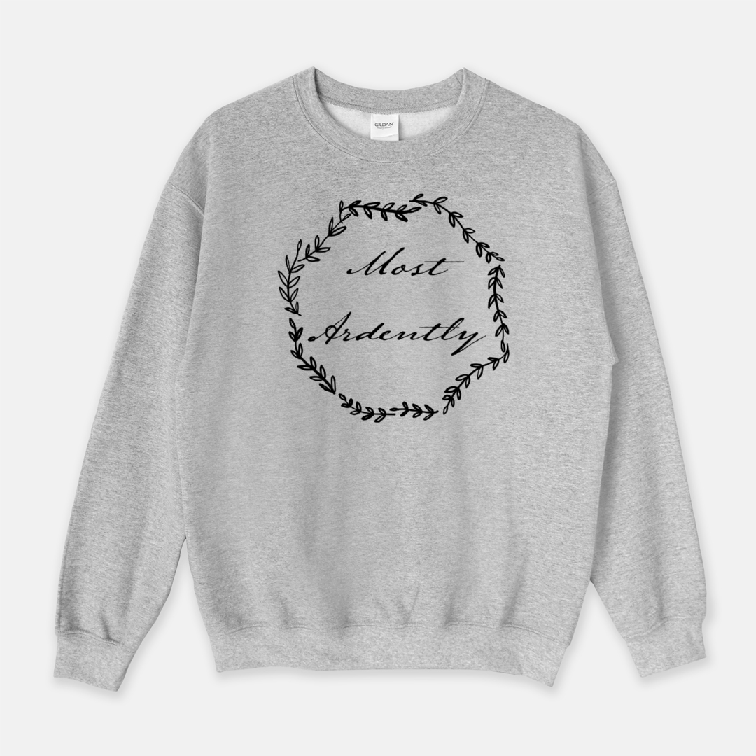 Most Ardently-Sweatshirt