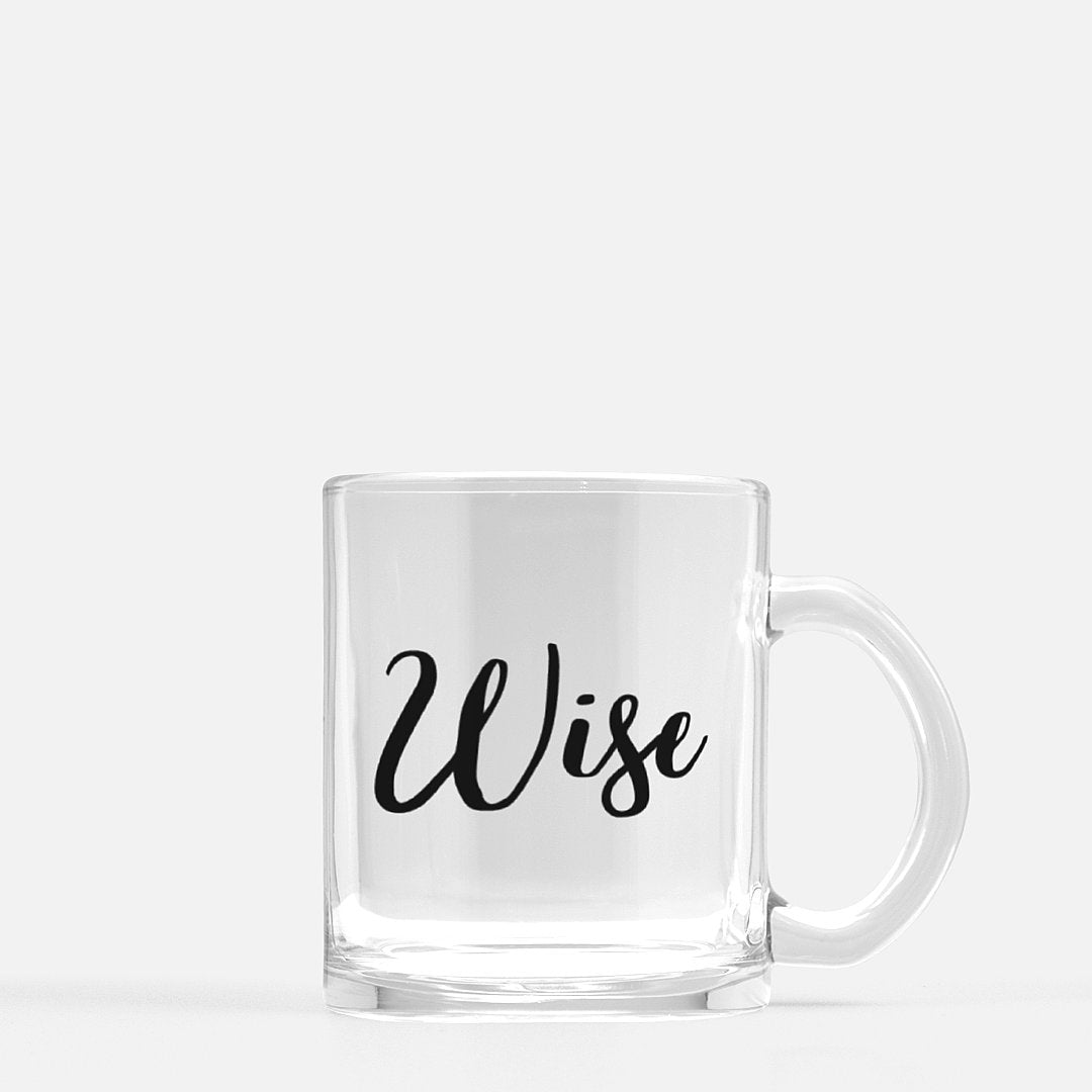 Wise-Glass Mug