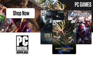 PC Games Digital Keys