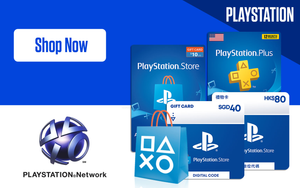 PlayStation Network Digital Codes