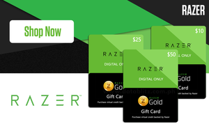 Razer Gold Digital Codes