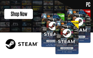 Steam Wallet Digital Codes