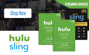 Streaming Services Digital Codes