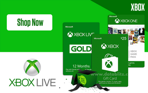 XBOX Live Digital Codes