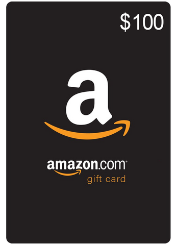 AMAZON DIGITAL CODE - $100 US