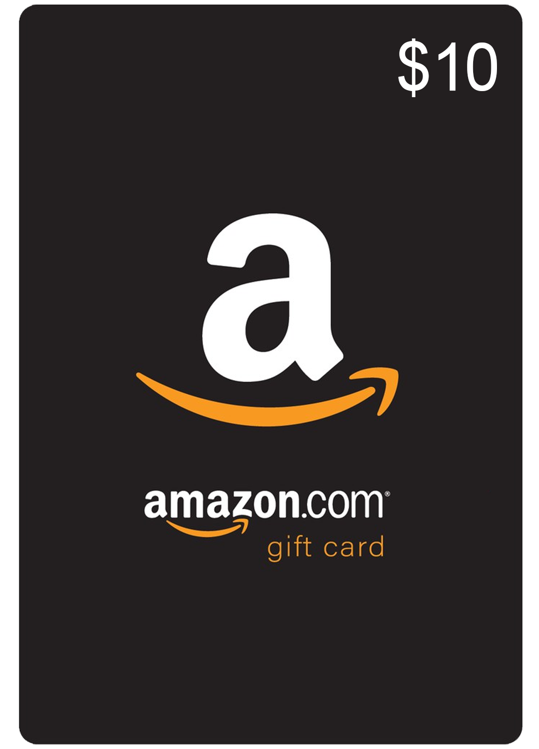 AMAZON DIGITAL CODE- $10 US