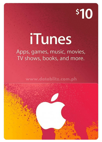ITUNES DIGITAL CODE $10