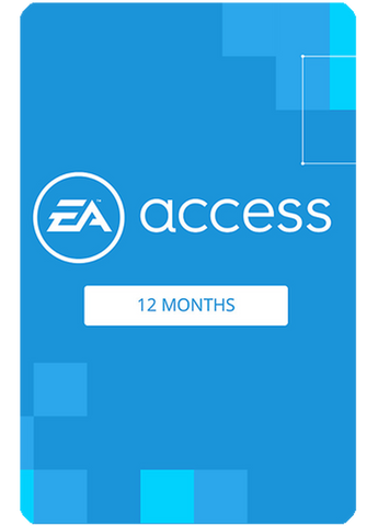 PSN EA DIGITAL ACCESS CODE - 12 MONTHS - US
