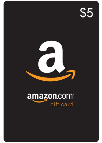 AMAZON DIGITAL CODE - $5 US
