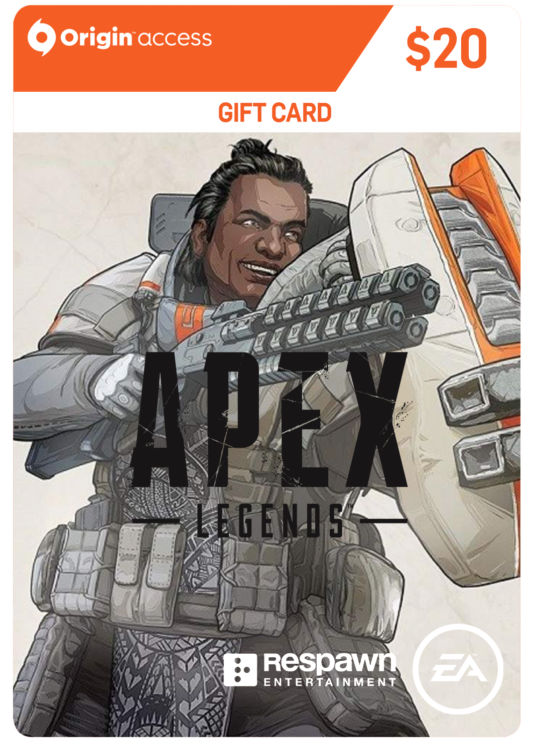 EA Apex Legends Digital Code - $20 US