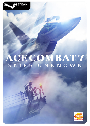 ACE COMBAT 7 SKIES UNKNOWN STEAM PC DIGITAL CODE