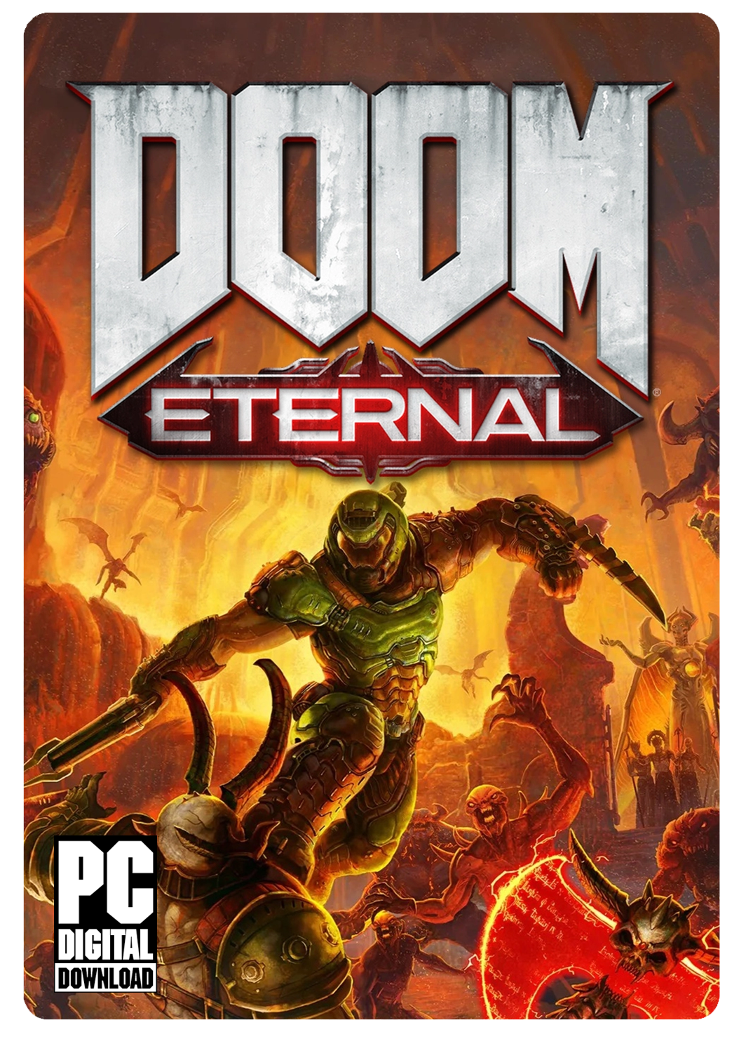 DOOM ETERNAL PC DIGITAL KEY