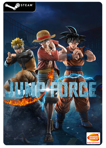 JUMP FORCE STEAM PC DIGITAL CODE