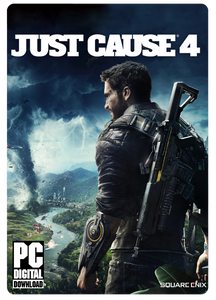 JUST CAUSE 4 PC DIGITAL CODE