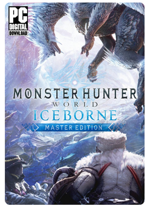 MONSTER HUNTER WORLD ICEBORNE MASTER EDITION PC DIGITAL KEY