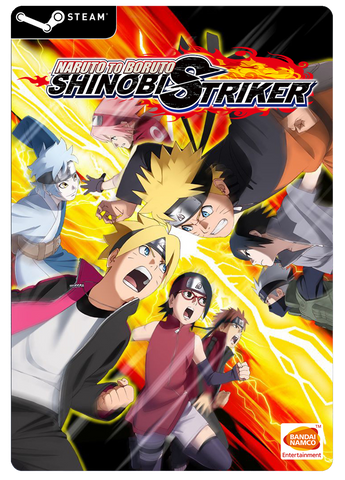 NARUTO TO BORUTO SHINOBI STRIKER STEAM PC DIGITAL CODE