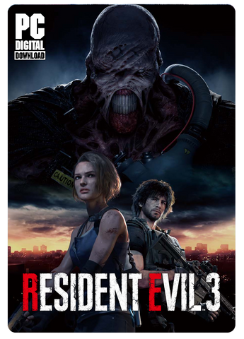 RESIDENT EVIL 3 REMAKE PC DIGITAL KEY