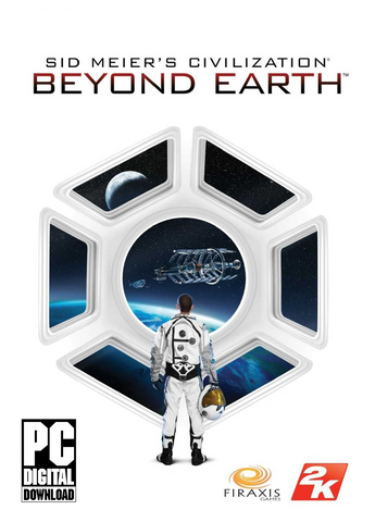 SID MEIERS CIVILIZATION BEYOND EARTH DIGITAL KEY