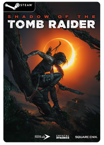 SHADOW OF THE TOMB RAIDER STEAM PC DIGITAL CODE