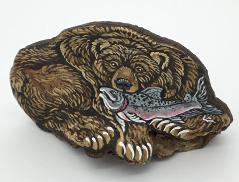 Bear with Fish (40)