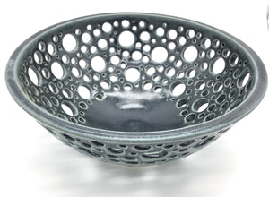 Pierced Fruit Bowl (Moon) | Tara Alcock