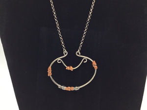 Necklace | $125 | Twisted Ginger