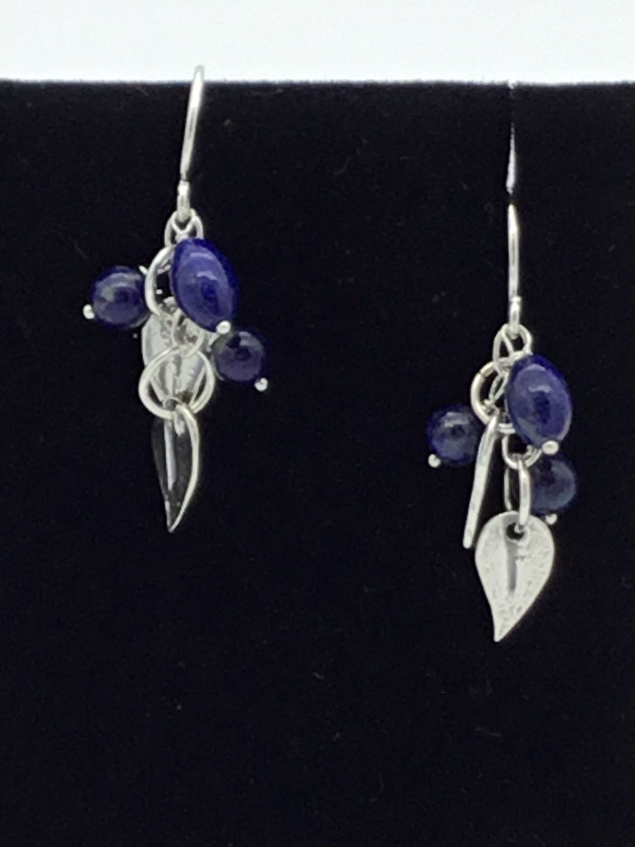 Blueberry earring by Berthiel Evens