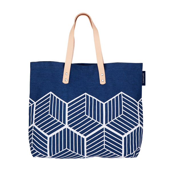 Deluxe Tote Bag - Lennox