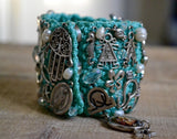Turquoise Amen Prayer