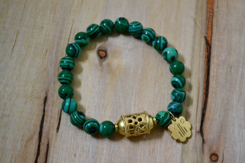 Unixes Malachite Bracelet