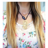 Bohemian Protective Necklace