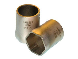 DMC CS16 - General Purpose Jam Nut Socket