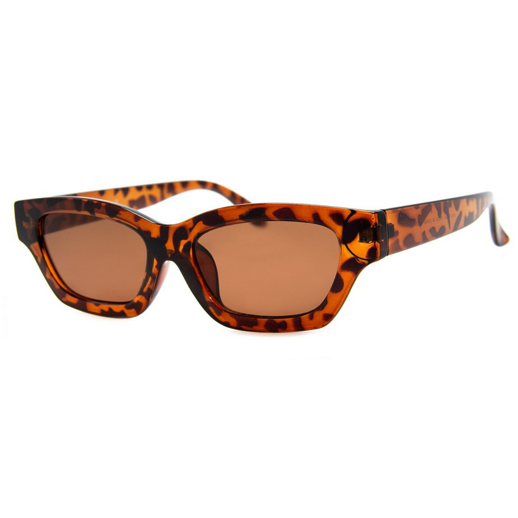 A.J. Morgan Cat Eye Sunglasses - Tortoise