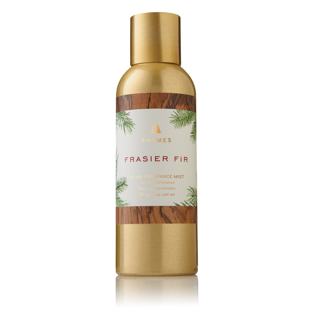 Thymes Frasier Fir Home Mist, 3 oz.