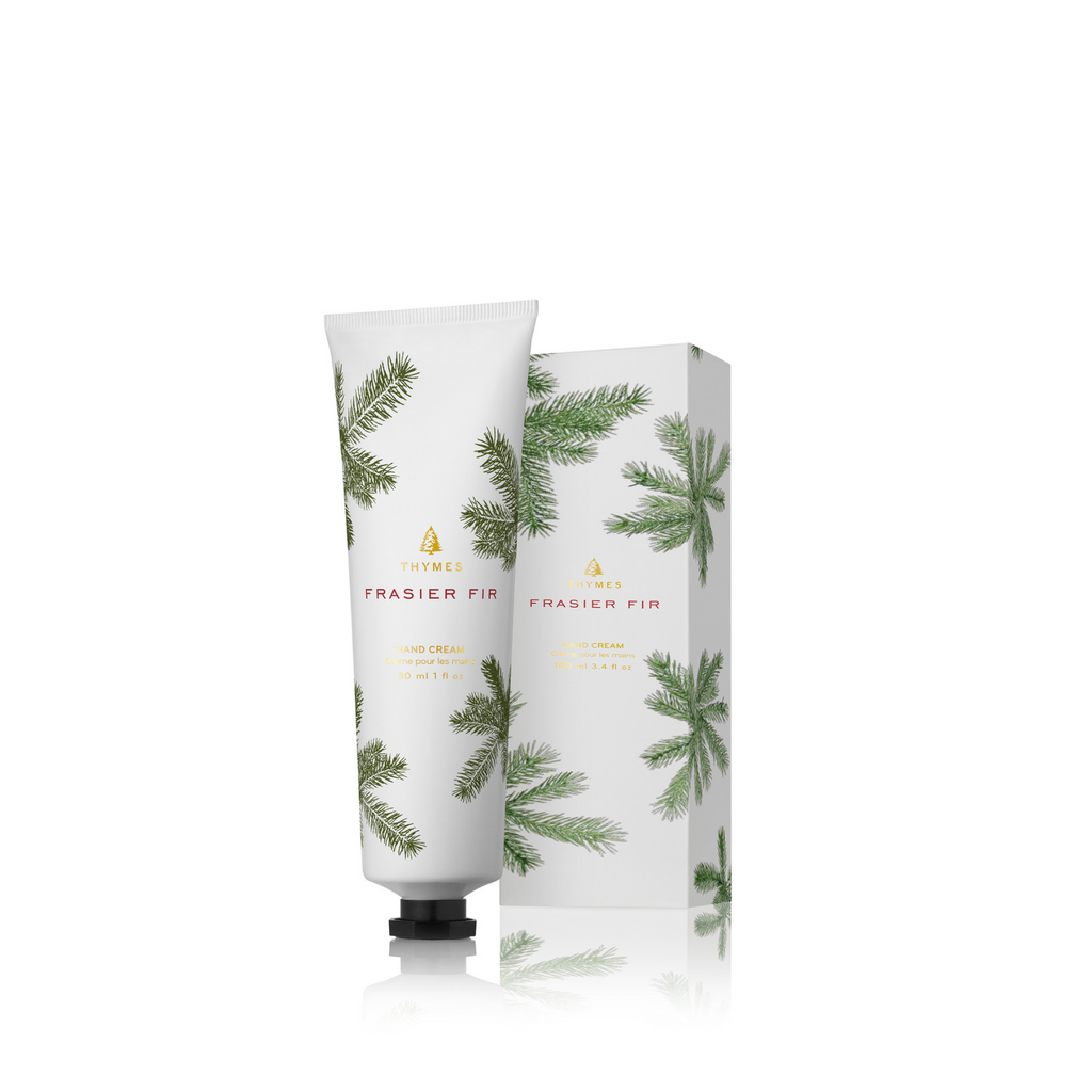 Thymes Frasier Fir Hand Cream, 1 oz.