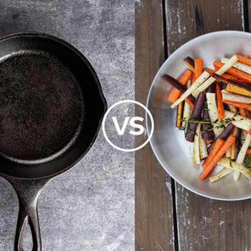 5 Reasons Why Stainless Steel Pans Beat Cast Iron