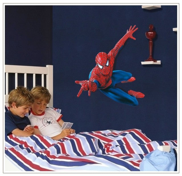 Stickers Spiderman