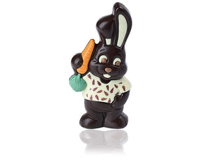 Lapin carotte Charly Noir + Garniture