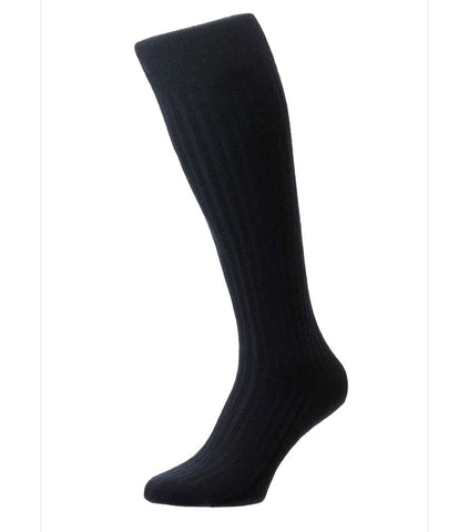 Pantherella OTC and Mid Calf Merino Wool Sock
