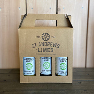 Condiment Gift pack - any three!