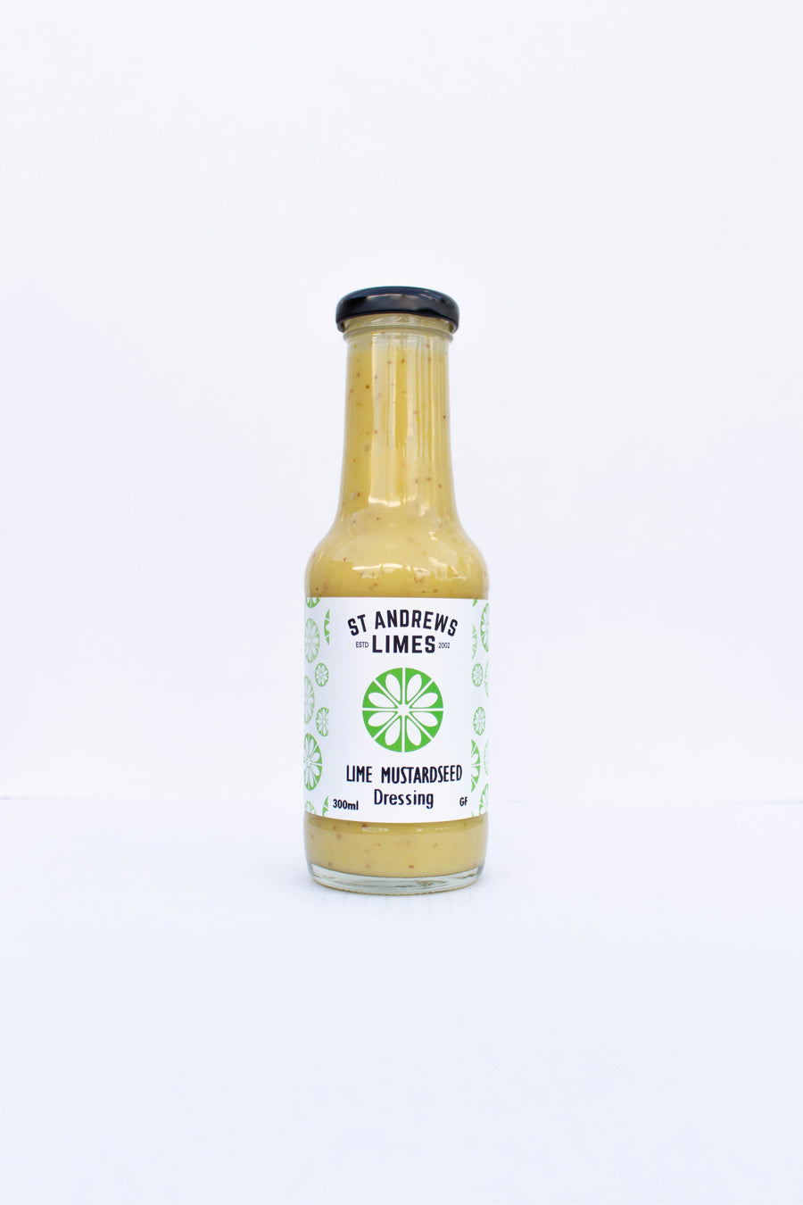 Lime Mustard Seed dressing
