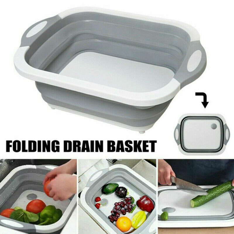 FOLDING VEGETABLE BASKET